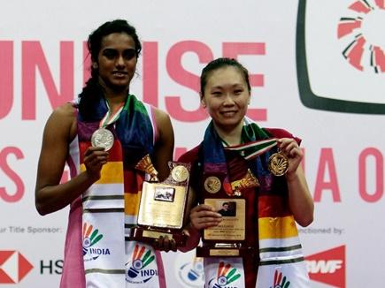 सिंधु को इंडिया ओपन के फाइनल में झेंग के हाथों मिली शिकस्त