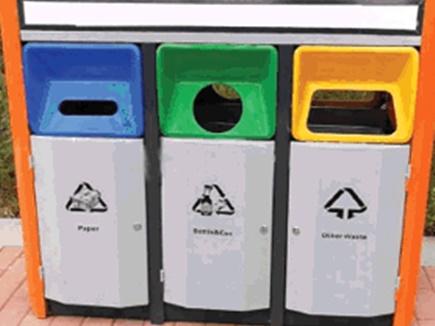 Smart Dustbin: बड़ा स्मार्ट है ये डस्टबिन, केवल कचरा प्रोसेस नहीं, मोबाइल भी चार्ज करेगा