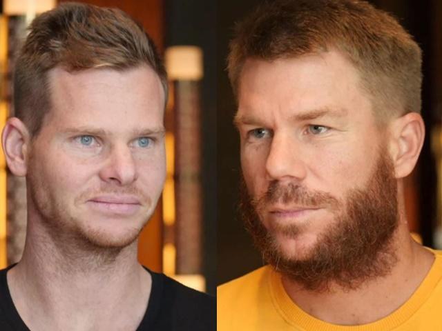 Home coming : ऑस्ट्रेलियाई टीम ने खुले दिल से किया स्मिथ और वॉर्नर का स्वागत