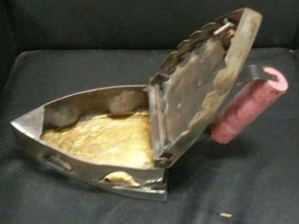 Image result for एयरपोर्ट पर पकड़ा गया डेढ़ करोड़ से अधिक का सोना