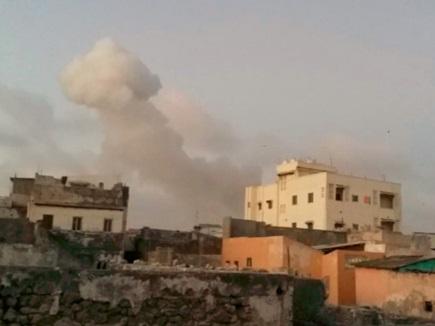 सोमालिया में राष्ट्रपति भवन के पास दोहरे धमाके में 45 की मौत, 36 घायल