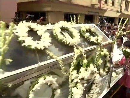 पूर्व लोकसभा अध्यक्ष सोमनाथ चटर्जी का निधन,देहदान