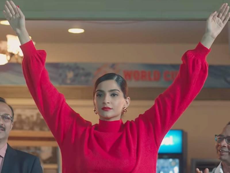 The Zoya Factor Trailer out : लकी Sonam के पीछे दौड़ रही दुनिया सारी