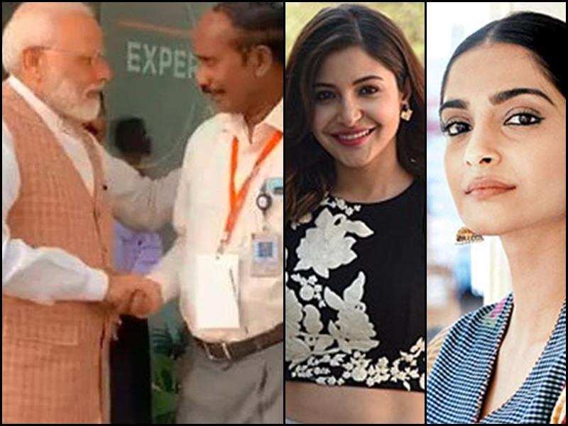 Chandrayaan 2 mission: ISRO की तारीफ करने पर अनुष्का-सोनम को PM Modi ने कहा शुक्रिया