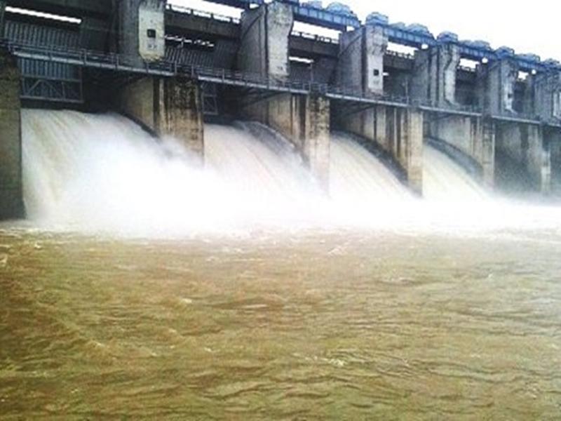 Chhattisgarh Weather Update : धमतरी में झमाझम बारिश, सोंढूर बांध के खुले गेट