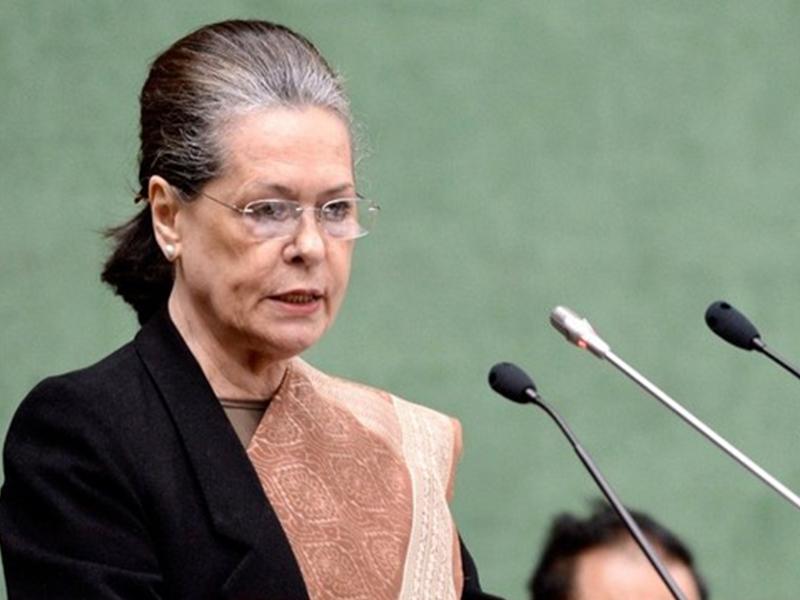 PM Modi's swearing-in ceremony: प्रधानमंत्री मोदी के शपथ ग्रहण समारोह में सोनिया गांधी, गुलाम नबी आजाद होंगे शामिल