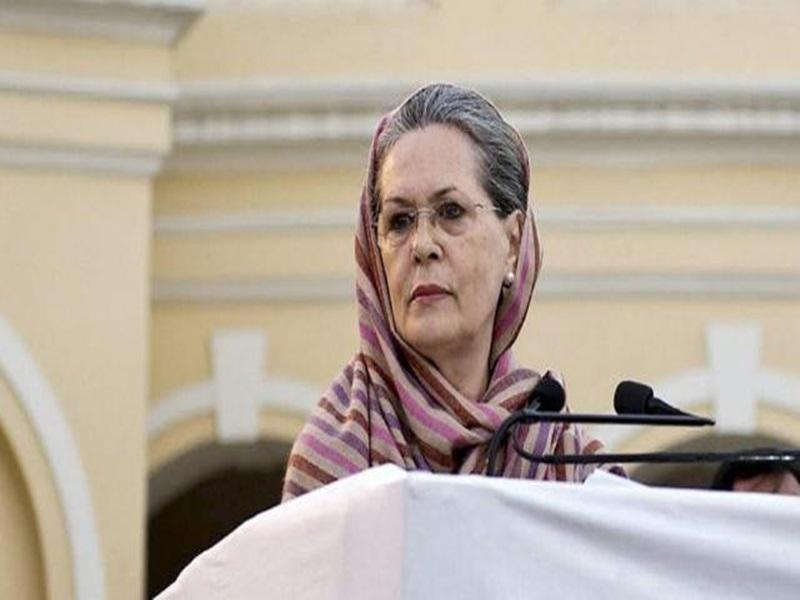 सोनिया ने किया था शिलान्यास, CM भूपेश को पत्थर नहीं मिला तो CEO को किया निलंबित