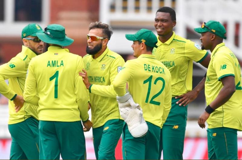 World Cup 2019: पाकिस्तान से हार के साथ दक्षिण अफ्रीका का वर्ल्ड कप में रिकॉर्ड बिगड़ा