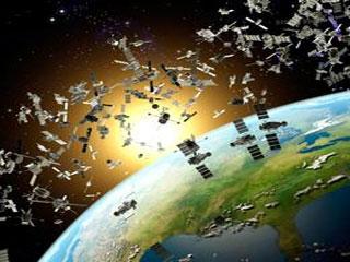 space debries