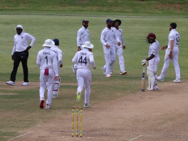 Ind vs WICB XI: गेंदबाजों के शानदार प्रदर्शन से भारत मजबूत स्थिति में