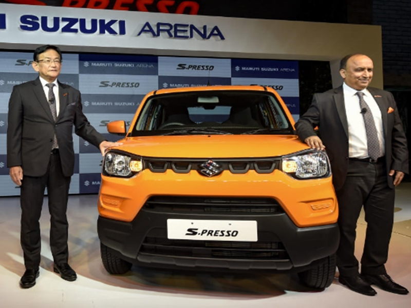 Maruti S-Presso: मारुति ने लॉन्च की मिनि SUV S-Presso, जानें कीमत और फीचर्स