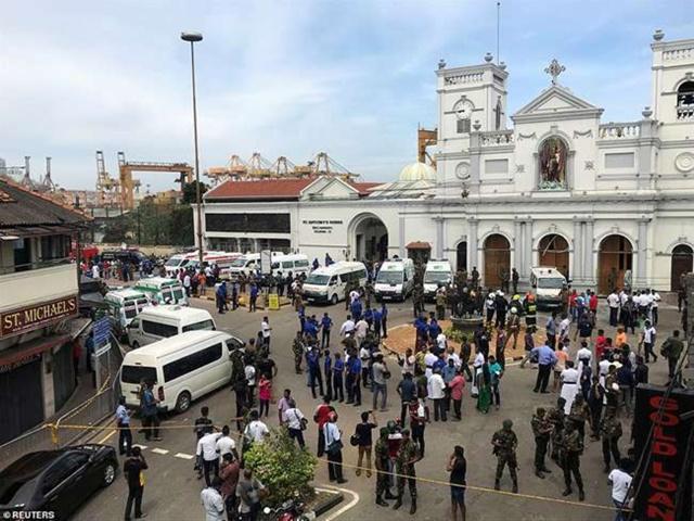 Sri Lanka Blast: श्रीलंका के धमाकों में 200 बच्चों के सिर से उठा परिवार का साया