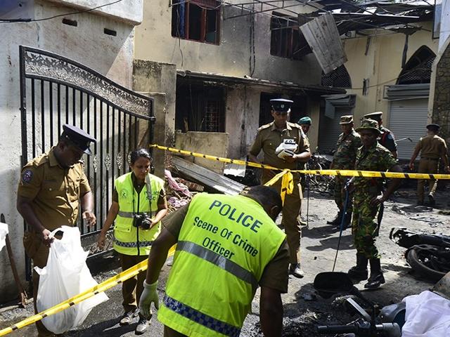 Sri Lanka Blasts : श्रीलंका अब सुरक्षित, हमले के सभी दोषी मारे गए या गिरफ्तार हुए- पुलिस प्रमुख