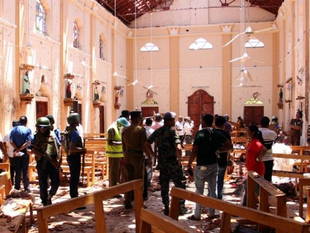 'जिहादी आतंकवाद' से निपटने के लिए भारत ने श्रीलंका को समर्थन की पेशकश की