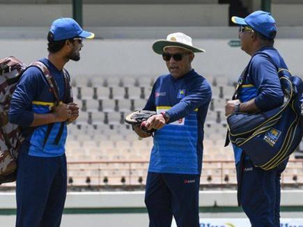 श्रीलंका को करारा झटका, सीरीज से बाहर हुए ये तीन दिग्गज