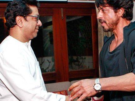 'रईस' को माहिरा के लिए राज ठाकरे से मिलना पड़ा