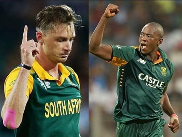 ICC World Cup 2019 : स्टेन और रबाडा के पहले मैच में खेलने की संभावना