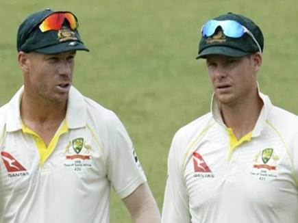 पाकिस्तान के खिलाफ वापसी कर सकते हैं स्मिथ और वार्नर