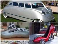 दुनिया की इन अनोखी कारों को देखिए, गजब की है क्रिएटिविटी