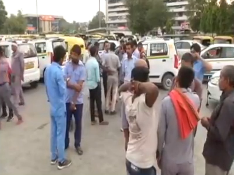 दिल्ली-NCR में ट्रांसपोर्टर्स की हड़ताल, जानिए दिनभर का हाल