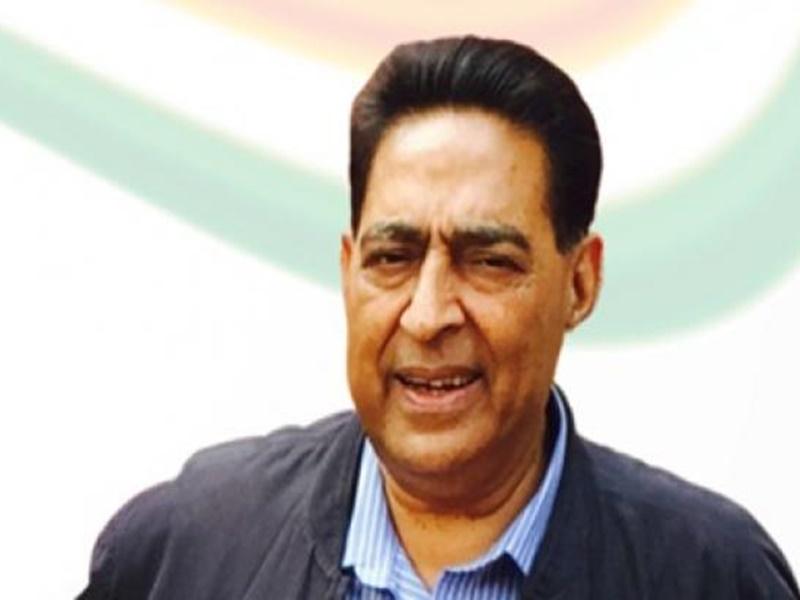 सुभाष चोपड़ा बने दिल्ली प्रदेश कांग्रेस अध्यक्ष, पढ़ें उनका राजनीतिक सफर