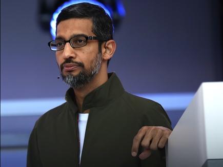 Google यौन उत्पीड़न मामले में सीईओ सुंदर पिचाई ने मांगी माफी