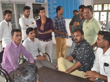 शाजापुर में भाजयुमो जिलाध्यक्ष की पिटाई, विधायक समेत 6 पर केस