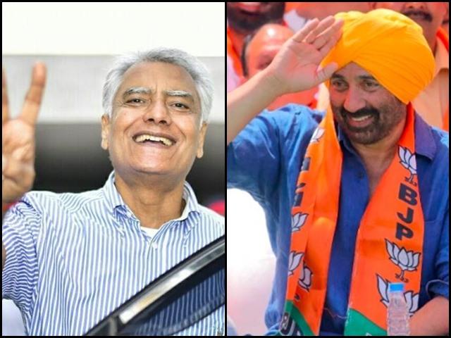 Gurdaspur Lok Sabha Seat: क्या विनोद खन्ना की विरासत बचा पाएंगे सनी पाजी, निगाहें गुरदासपुर पर