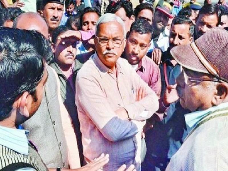 Video: भाजपा के पूर्व MLA सुरेंद्रनाथ सिंह को जमानत, पार्टी ने दिया नोटिस