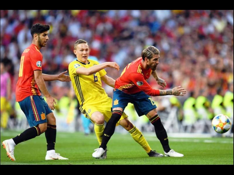 Euro Cup Qualifier 2020: स्पेन ने स्वीडन से ड्रॉ खेला, यूरो कप के लिए किया क्वालिफाई