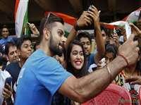 अभ्यास सत्र में टीम इंडिया ने जमकर बहाया पसीना, देखिए तस्वीरें