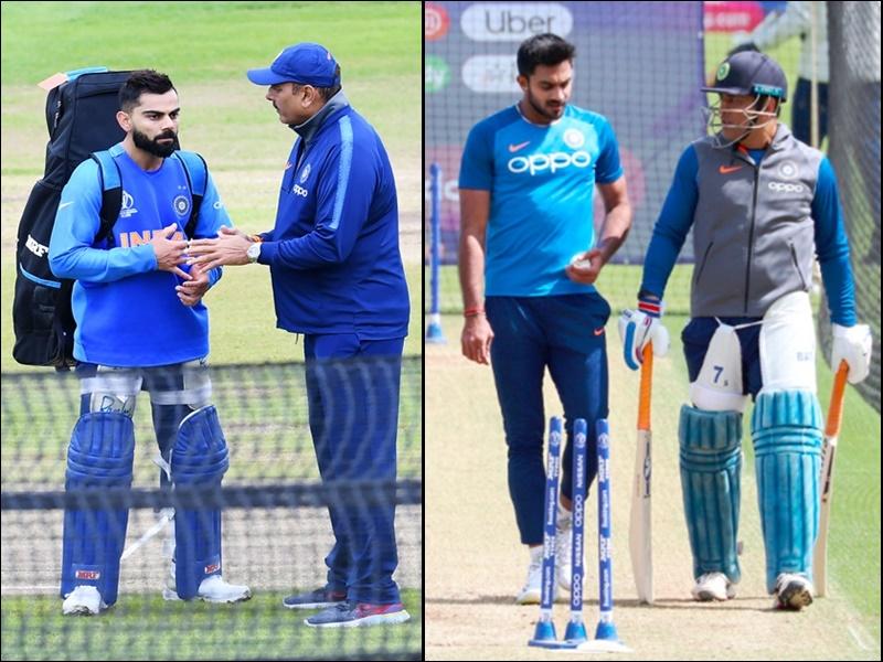 ICC Cricket World Cup 2019: भारत के सामने न्यूजीलैंड की कड़ी चुनौती, मैच पर बारिश का साया