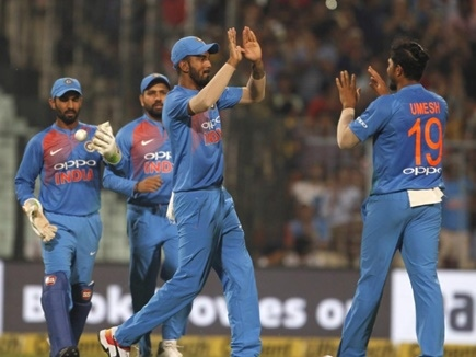 INDvsWI: भारत ने तीसरे टी20 में दिया तीन प्रमुख खिलाड़ियों को आराम