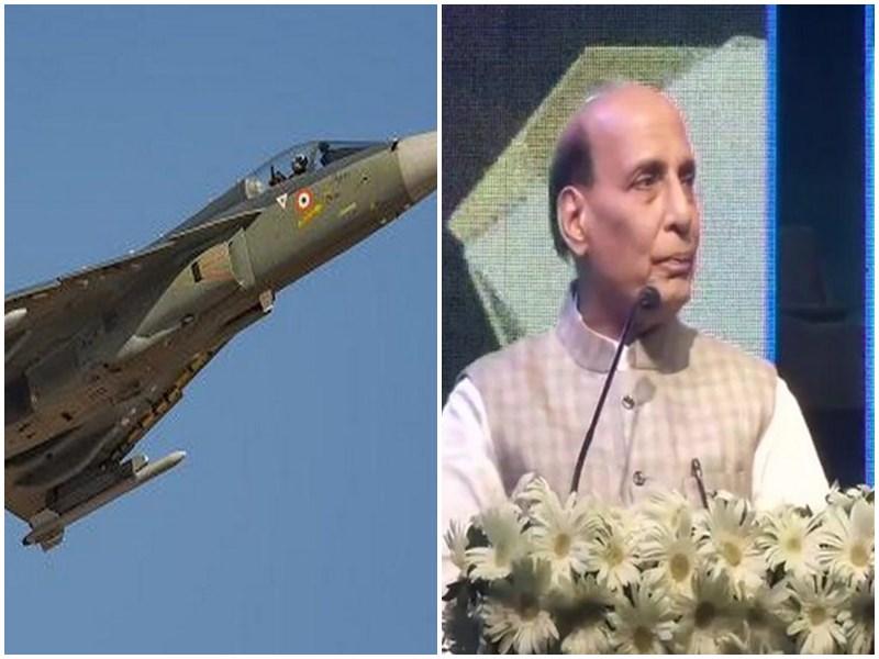 भारत में तैयार हुए लड़ाकू विमान तेजस में इस दिन उड़ान भरेंगे रक्षा मंत्री राजनाथ सिंह