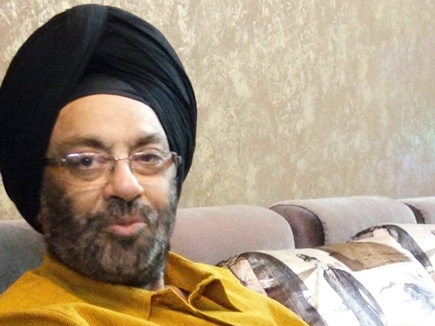साहित्यकार तेजिंदर गगन का रायपुर में निधन