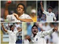 दक्षिण अफ्रीका के खिलाफ इन 6 भारतीय बॉलर्स का रहा है जबरदस्त प्रदर्शन