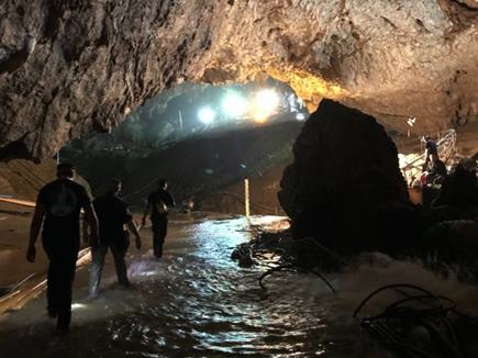 Thai Cave Rescue : आस्ट्रेलियाई डॉक्टर की दवा ने बच्चों को निडर बनाया था