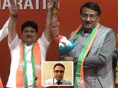 Lok Sabha Elections 2019 Live Updates: कांग्रेस-TMC को झटका, दिग्गज नेताओं ने छोड़ा साथ
