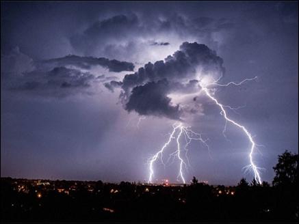 पंजाब  ,हिमाचल ,नईदिल्ली में आंधी -तूफान के आसार