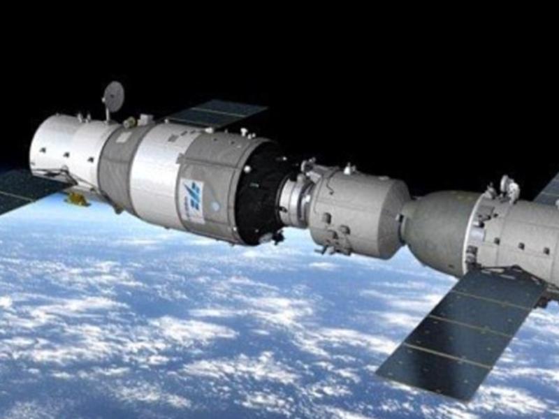Chinese Space Station: पृथ्वी के वायुमंडल में लौटी चीन की अंतरिक्ष प्रयोगशाला