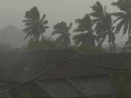 पाकिस्तान में नाम मिला 'तितली', भारत के कई हिस्सों में तेज बारिश के साथ असर