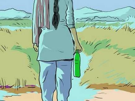 फीरोजाबाद : घर में शौचालय न होने पर छात्रा ने दी जान