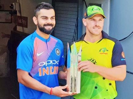 Ind vs Aus: दूसरे T-20 के लिए टीम इंडिया तैयार, हो सकता है ये बदलाव