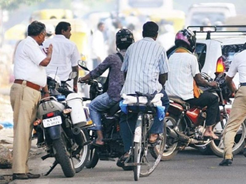 एक सितंबर से ट्रैफिक नियम तोड़ा तो पड़ेगा भारी, देना पड़ेगा इतना जुर्माना
