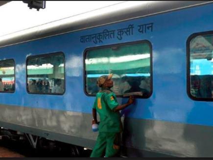सफर सुहाना बनाने के लिए कोच की सूरत बदलेगा रेलवे