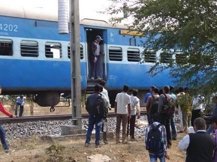ट्रेन ब्लास्ट के आतंकियों को कानपुर ले गई एनआईए