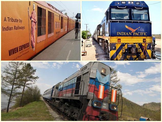 वर्ल्ड के ये सबसे लंबे ट्रेन रूट्स हैं टूरिस्ट्स की पहली पसंद