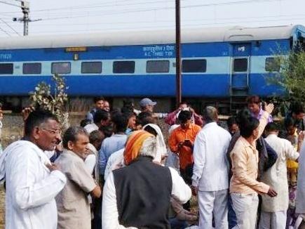 भोपाल-उज्जैन पैसेंजर ट्रेन ब्लास्ट : एनआईए की टीम पहुंची भोपाल