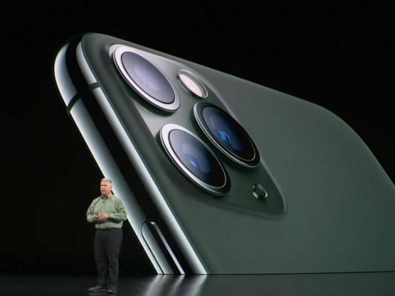 Apple iPhone 11 2019 Launch: iPhone 11 Pro लॉन्च, ट्रिपल कैमरे की खूबी जान चौंक जाएंगे आप