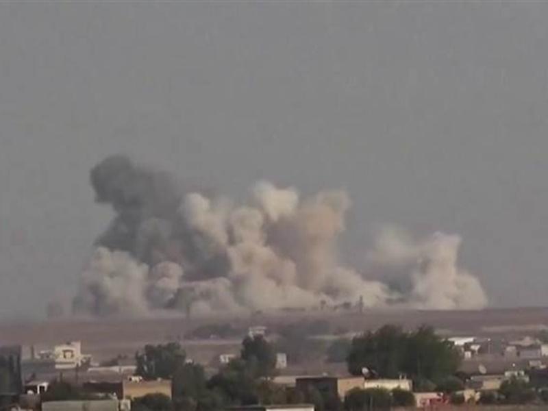 तुर्की ने सीरिया में शुरू किया सैन्य अभियान, राष्ट्रपति बोले- ऑपरेशन पीस स्प्रिंग शुरू
